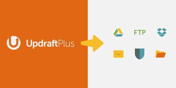 wordpress backup plugin updraft