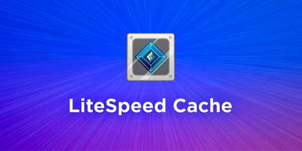 wordpress site plugin litespeed cache